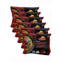 Lucky Me Pancit Hot Chili Flavour 60gx6 packs