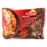 Lucky Me Pancit Hot Chili Flavour 60g