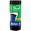 Sanita Club Garbage Bag Large Biodegradable Roll 20bags