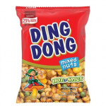 Ding Dong Mixed Nuts Hot & Spicy 100g