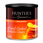 Hunter's Hand Cooked Potato Chips Honey Barbeque 150gm