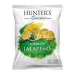 Hunter's Whole Grain Corn Chips - Jalapeño 150gm