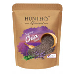 Hunter's Organic Chia Seeds 300gm