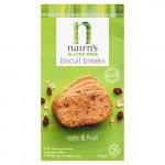 Nairn's Gluten Free Biscuit Breaks Oats & Fruit 160gm