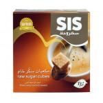 Sis Raw Cube Sugar 454gms