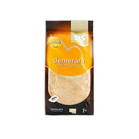 Sis Demerara Unrefined Cane Sugar 1kg