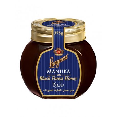 Langenese Manuka Black Forest Honey 375g