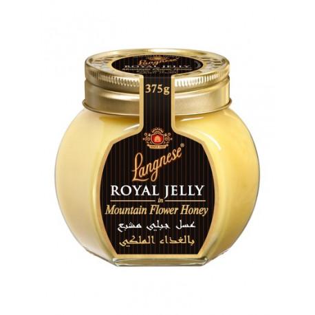 Langnese Royal Jelly Honey 375g