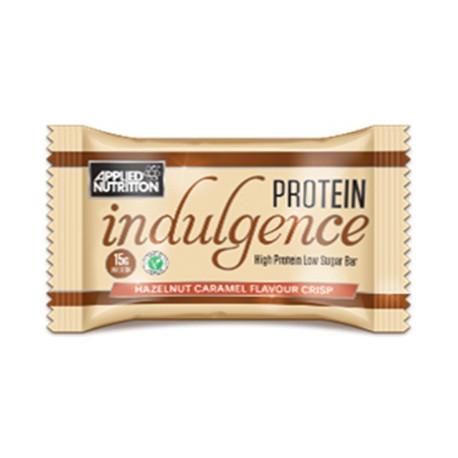 Protein Indulgence Bar Hazelnut Caramel 50g
