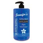 Jennifer's Hand Wash Aqua 500ml