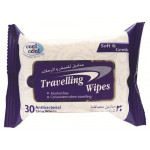 C&C Travelling Wipes 30's (1x6x9)