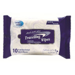 C&C Travelling Wipes 10's 225 Pieces