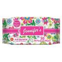 Jennifer's Anti Bacterial Wipes 30's