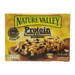 Nature Valley Protein Bars Peanut&chocolate Gluten Free 40gx4