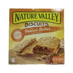 Nature Valley Biscuits Bars With Peanut Butter 38gx4