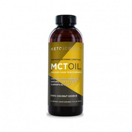 Ketoscience Ketogenic Mct Oil 30serv 443ml