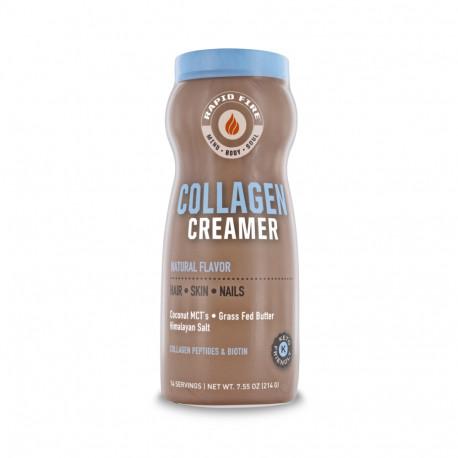 Rapidfire Collagen Creamer 14serv 214g