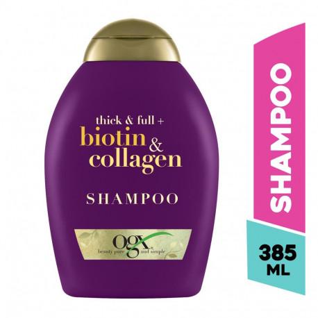 Ogx Biotin & Collagenshampoo 13oz