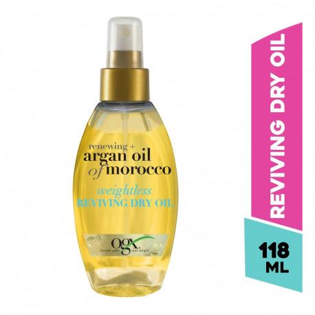 OGX Moroccan Argan Healing Dry Oil 118ml