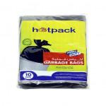 Hotpack 10 Garbage Bags Heavy Duty XXL 105x130 cm