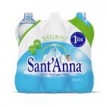 Sant'anna Minera Naturale Water 1lx6