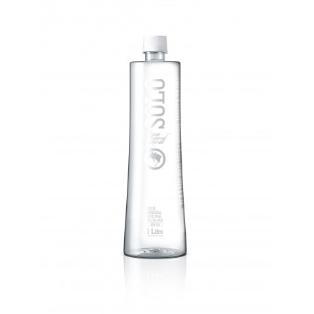 Solo Natural Mineral Water 1l