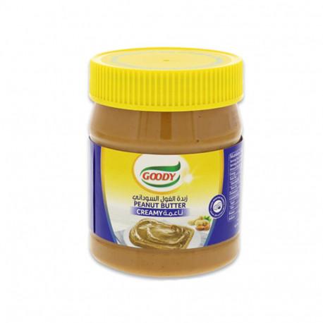 Goody Creamy Peanut Butter 340gm