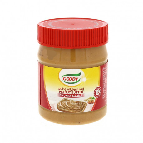 Goody Chunky Peanut Butter 340gm