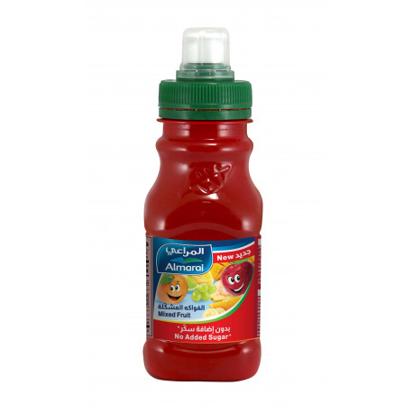 Almarai Juice Kids Mixed Fruit 180ml Nsa