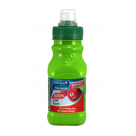 Almarai Juice Kids Apple 180ml Nsa