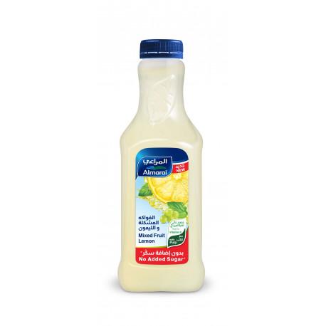 Almarai Juice Mixed Fruit Lemon 1l Nsa