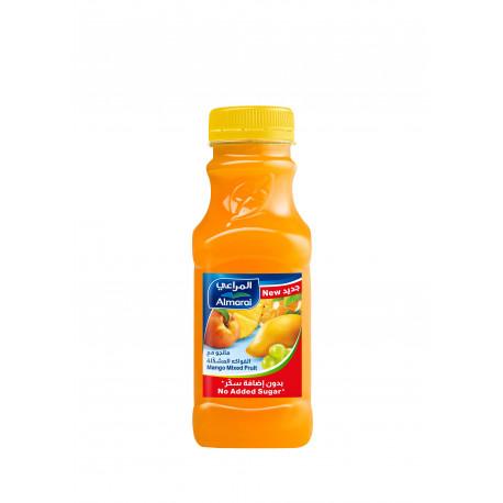 Almarai Juice Mixed Fruit Mango 300ml Nsa