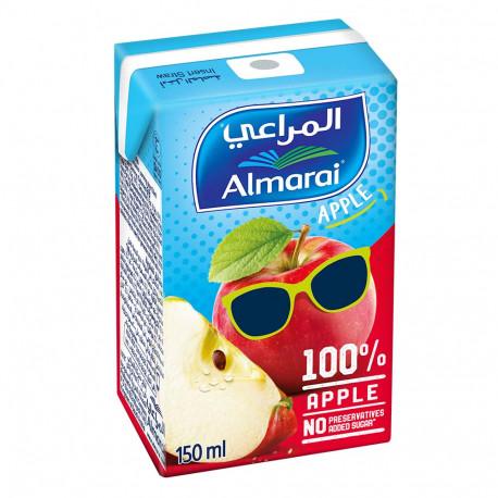 Almarai Uht Juice Apple 100% 150ml