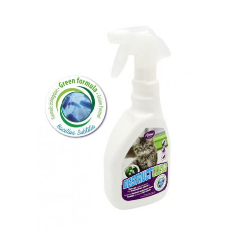 Agro - Odour Remover Spray For Cats 500ml Aime