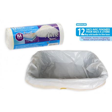 Litter Bag Roll - 12 pcs