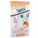 Sanicat - Duo White 10 L