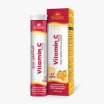Sunshine N Vitamin C 1000 Mg Orange Flav Efferv 20 Tabs