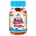 Sunshine N Cool Gummies Kids Omega3 With DHA/EPA 120's