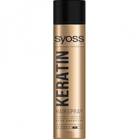 Syoss Keratin Hair Spray 400ml