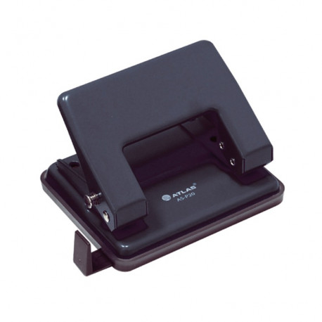 Paper Punch 20 Sheets Black