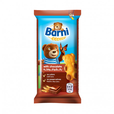 Barni with Chocolate 30g
