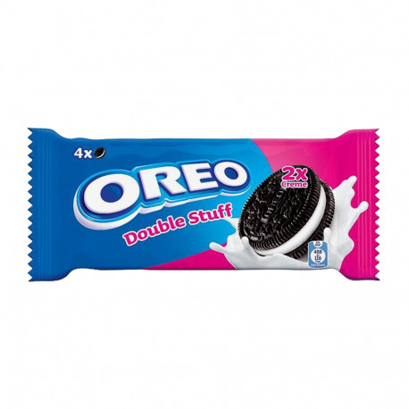 Oreo Original Biscuit Double Stuff Cookie 48g
