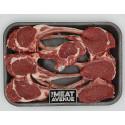 Australian Lamb Chops Marinated 500 gm