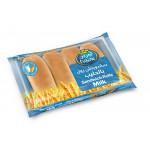 LUSINE SANDWICH ROLL MILK 200G (50GX4)