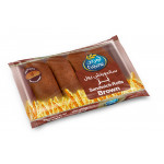 LUSINE SANDWICH ROLL BROWN 200G (50GX4)