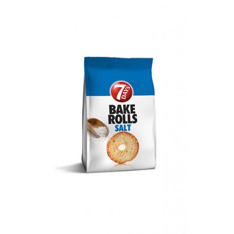 7D BAKED ROLLS SALT 80G