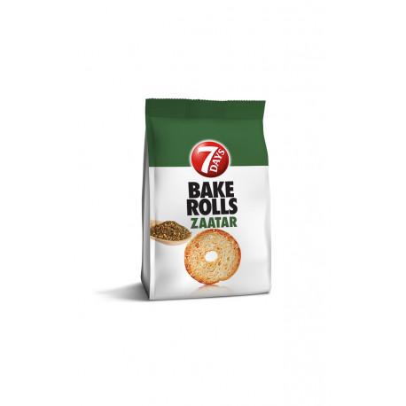 7D BAKED ROLLS ZATAR 80G