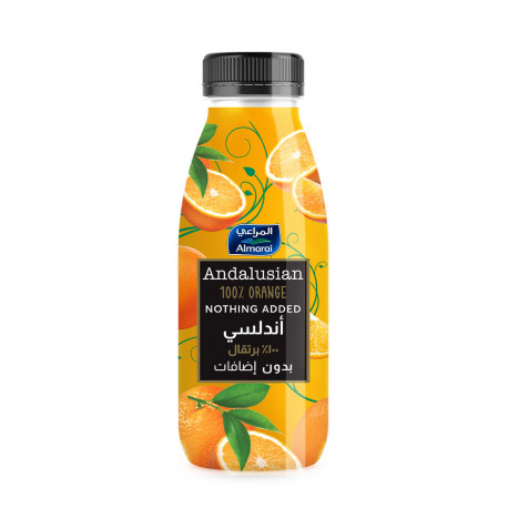ALMARAI JUICE ANDALUSIAN ORANGE 250ML