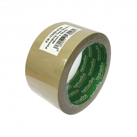 Packaging Tape 48mm x 50Yds Brown