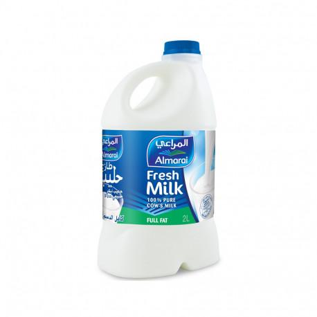 Almarai Fresh Milk Full Fat 2L